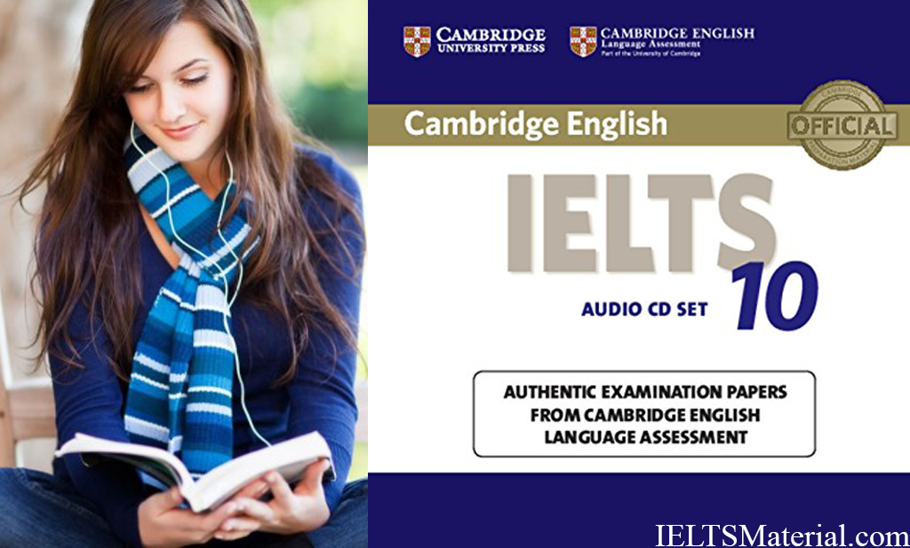 CAMBRIDGE IELTS 10 FREE PDF WITH AUDIO