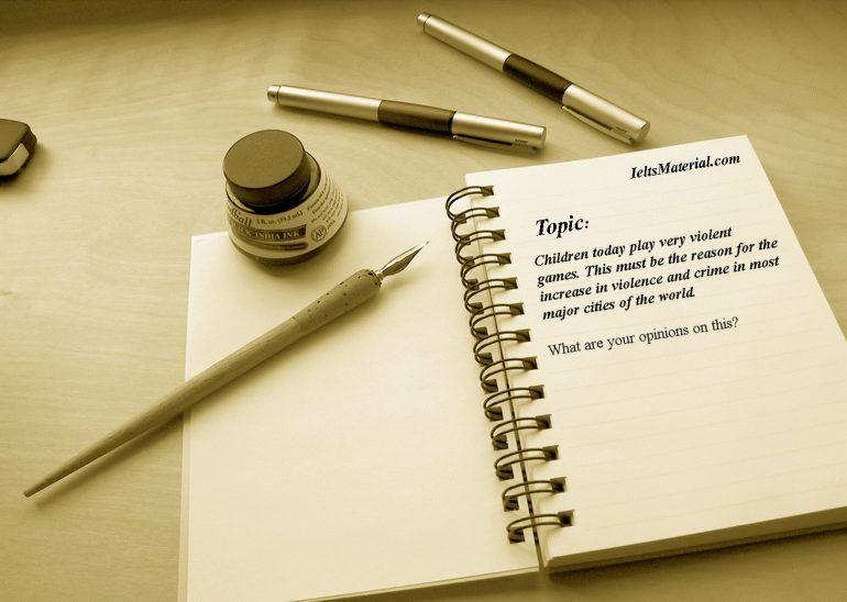 Academic IELTS Writing Task 2 Topic 04
