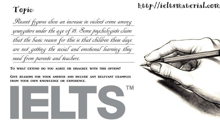 Academic IELTS Writing Task 2 Topic 08