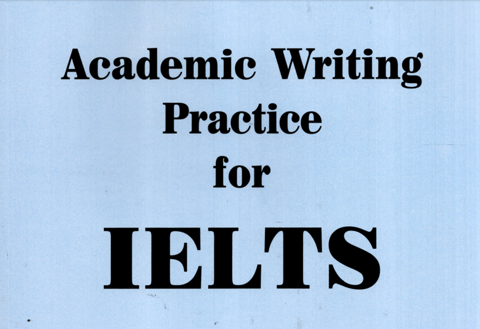 Academic writing needed for ielts task 2