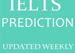 IELTS Prediction