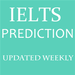 IELTS Prediction for IELTS Speaking Part 2 and Part 3