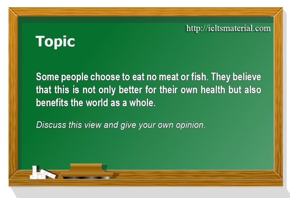 Food Topics For Essays