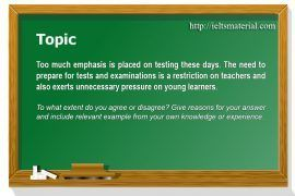 Academic IELTS Writing Task 2 - Topic 11
