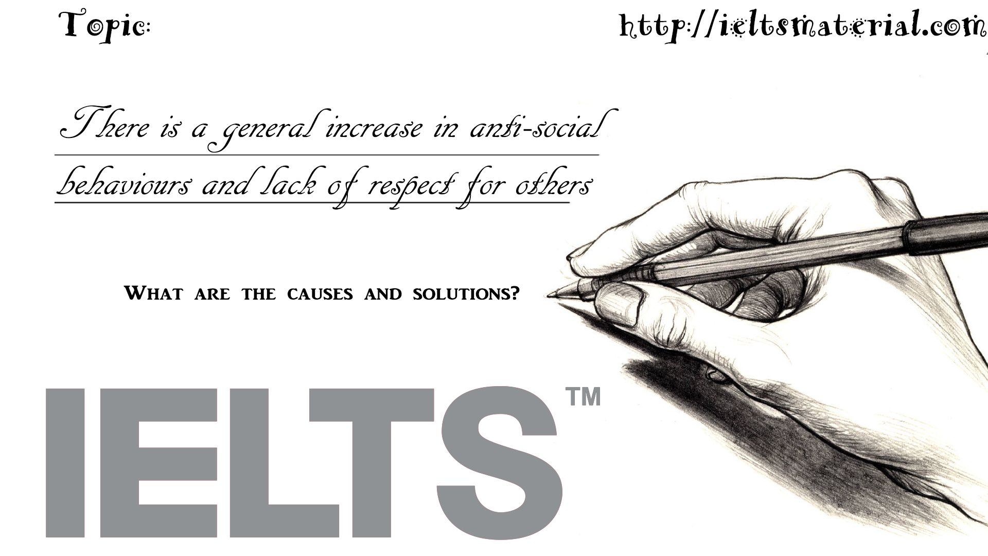 anti social behaviour essay anti social behaviour essay do my anti social behaviour essayacademic ielts writing task cause and solution there is a general increase in