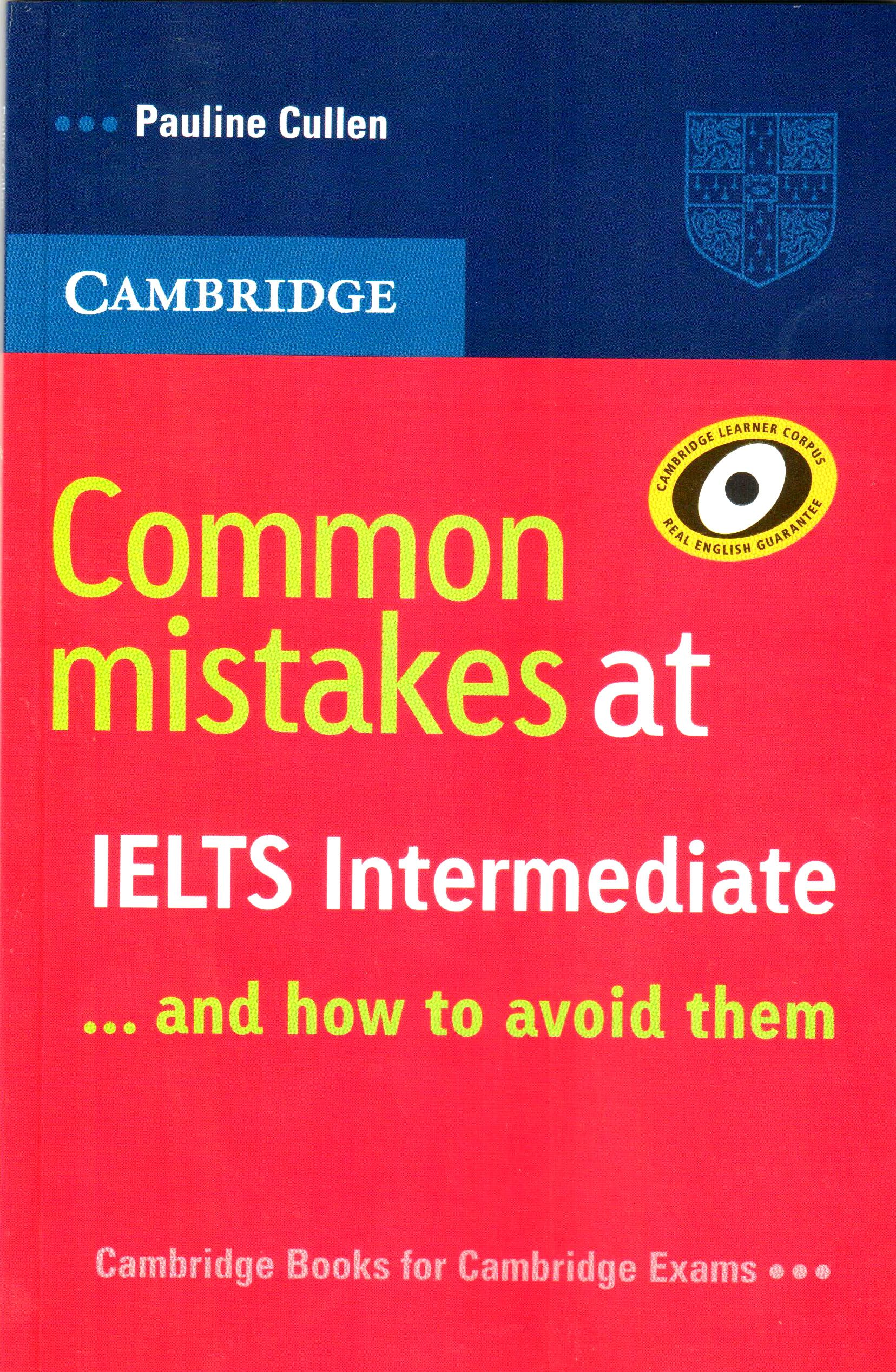 Free download top 12 ielts preparation books with pdf and audio common mistakes at ielts intermediate fandeluxe Image collections
