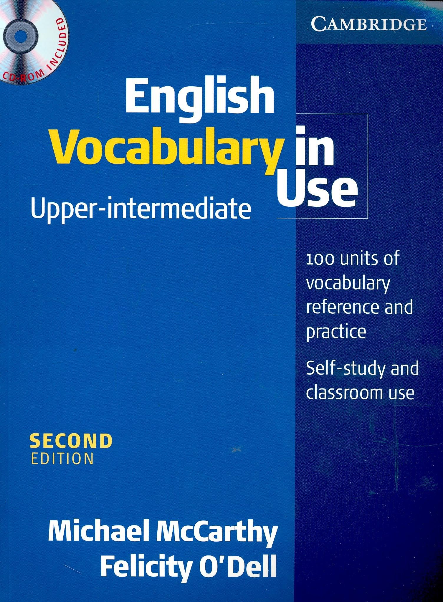 english vocabulary in use upper intermediate pdf download