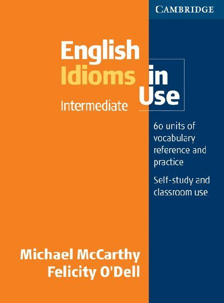 English Idioms In Use Intermediate With Answers Pdf Free Download