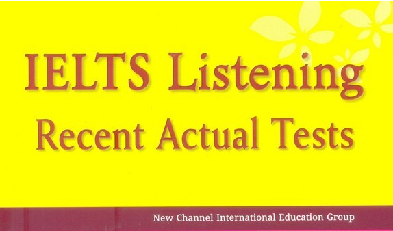 IELTS Listening Recent Actual Tests Vol 2