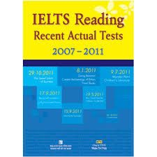 Free Download IELTS Reading Recent Actual Tests ( Ebook) 2007-2011