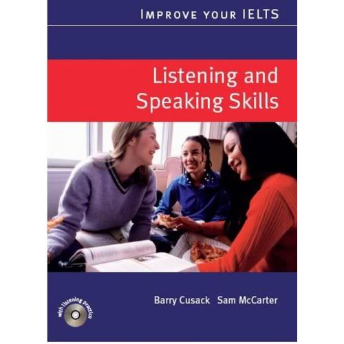 Ieltsmaterial.com - Improve your Ielts listening and speaking skills by Sam McCarter