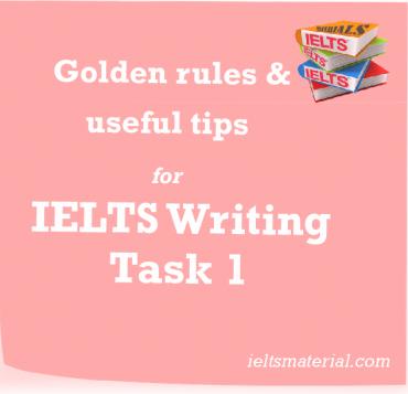 Ieltsmaterial.com - Tips for IELTS Writing Task 1