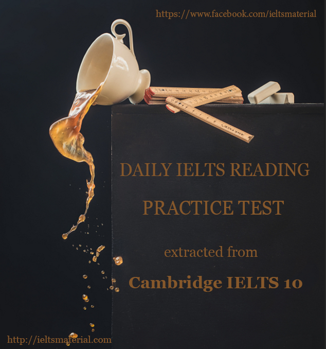 ieltsmaterial.com - daily reading practice test 04