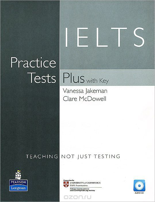 Free Download IELTS Practice Test Plus 3 (PDF With Audio & Answer Key)