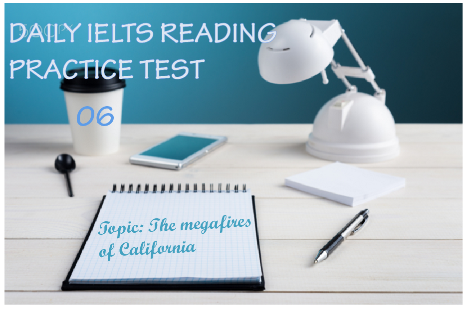 ieltsmaterial.com - ielts reading practice test 06 - megafire