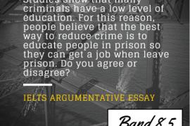 [IELTSMATerial.com]IELTS Writing Task 2 Argumentative Essay of Band 8.5– Crime