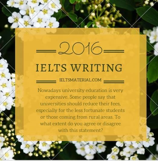 IELTS Writing Actual Test in May, 2016 & Band 8.5 Argumentative Essays