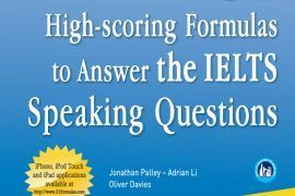 [ieltsmaterial.com] 31 high-scoring fomulas to answer the IELTS speaking questions