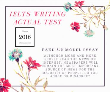ieltsmaterial.com-ielts writing recent actual test in 2016 & band 8 argumentative essay