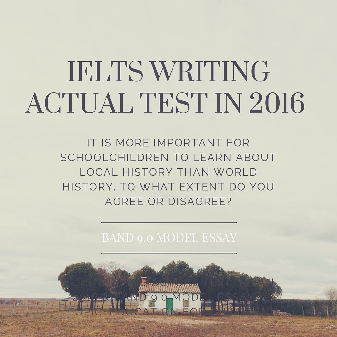 ieltsmaterial.com-ielts writing recent actual test in 2016 & band 9 model essay