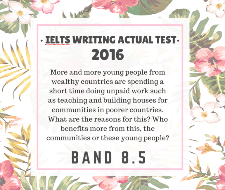 ieltsmaterial.com-ielts writing recent actual test in 2016 & band 9 two question essay