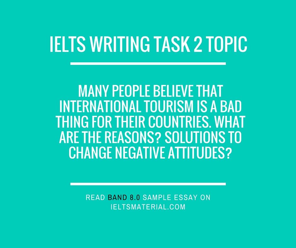 ieltsmaterial.com-ielts writing task 2 sample answer topic tourism