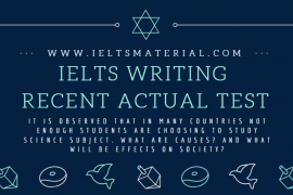 ieltsMATERIAL.COM - ielts writing task 2 essay of band 8 - science & education