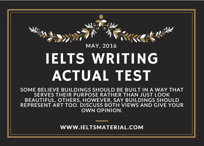 ieltsMATERIAL.COM - ielts writing task 2 essay of band 8.5 - topic building