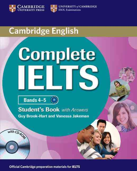 Download cambridge english complete ielts bands with pdf files.