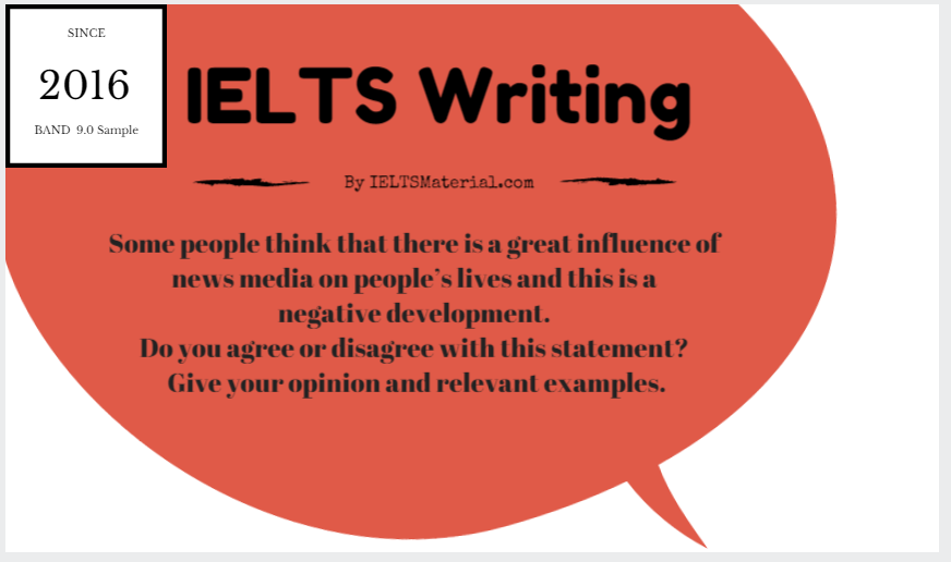 ielts writing actual test in band model  ieltsmaterial com ielts writing band 9 essay news media