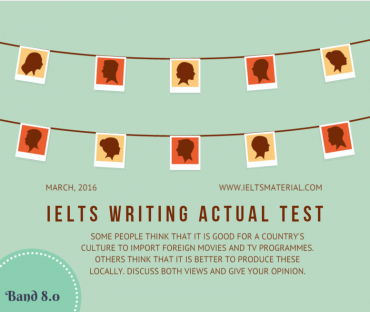 ieltsmaterial.com-ielts writing recent actual test in 2016 & band 8 discursive essay