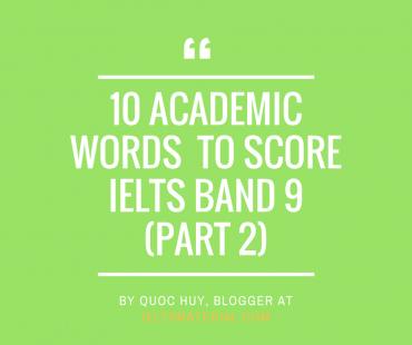 ieltsmaterial.com - academic vocabulary