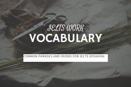 Ieltsmaterial.com - IELTS work vocabulary
