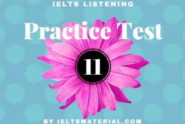 Ieltsmaterial.com - ielts listening practice test