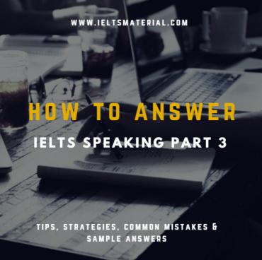 ielts speaking part 3 - ieltsmaterial