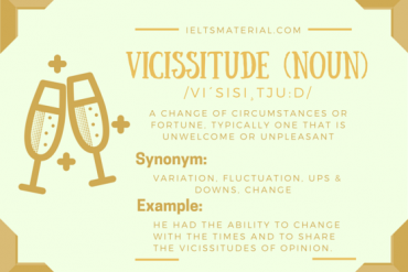 ieltsmaterial.com-word of the day - vicissitude