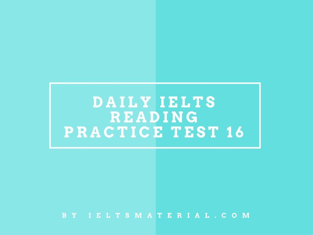 british council ielts reading practice test 1