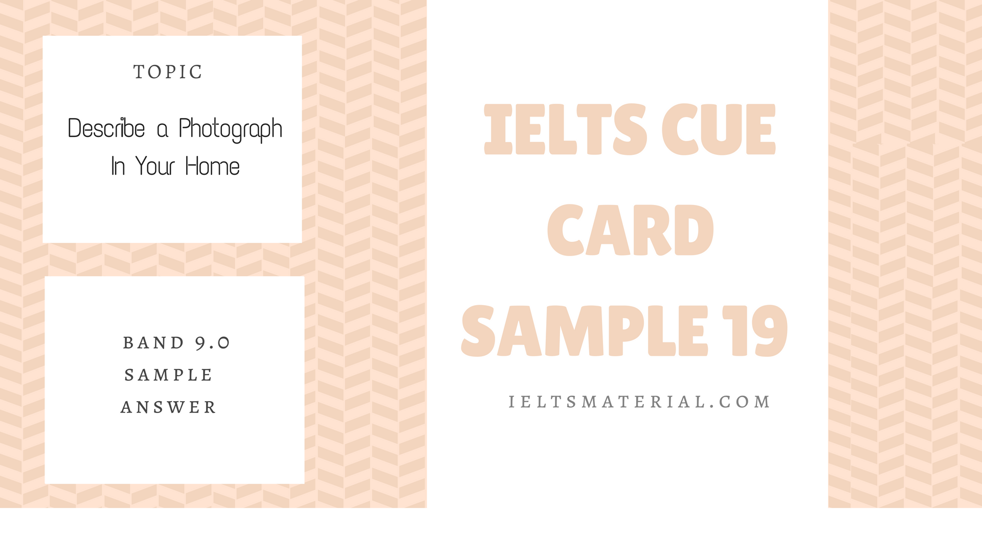 ielts cue card sample topic something you do that keeps you fit ielts cue card sample 19 topic a photograph in your home
