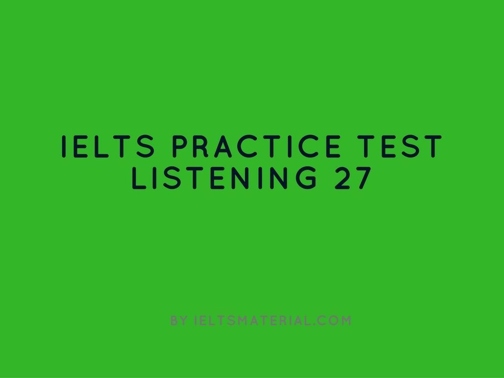 ielts speaking test On this page, you will find common ielts speaking topics and sample answersmy plan is to add to this about once a month, so please check back from time to time for more common ielts speaking.