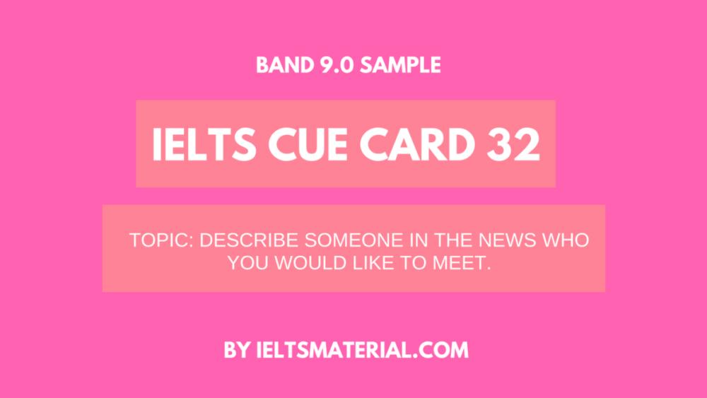 ielts cue card 32 by ieltsmaterial.com
