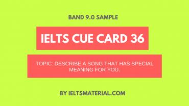 ielts cue card 36
