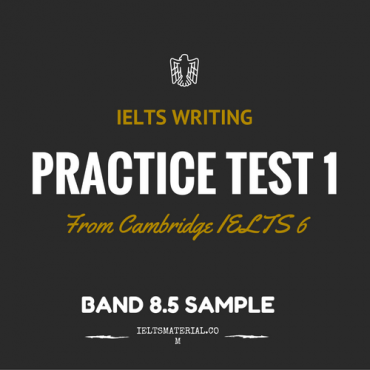 ielts writing practice test 1 by ieltsmaterial