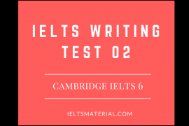ielts writing practice test 2 by ieltsmaterial