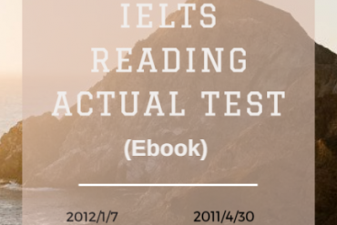 ieltsmaterial.com - ielts reading recent actual tests ebook