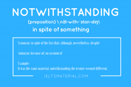 ieltsmaterial.com - word of the day for IELTS Speaking & Writing
