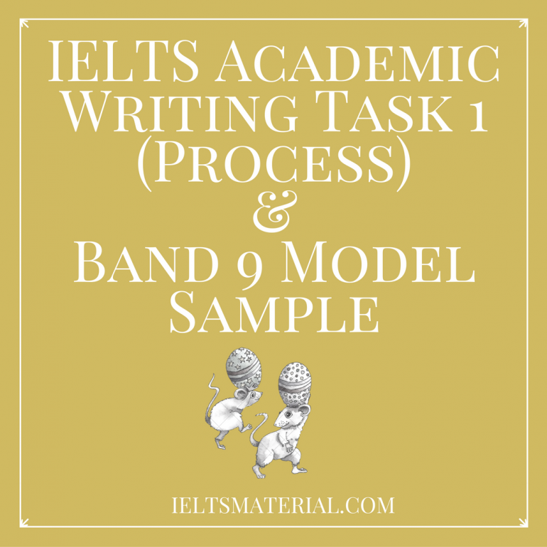 writing process ielts