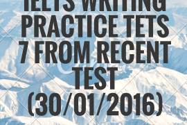 IELTS Reading Practice Test for IELTS Academic and IELTS General