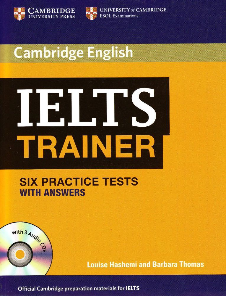 IELTS Trainer Cambridge (Ebook & Audio With Answer Key)