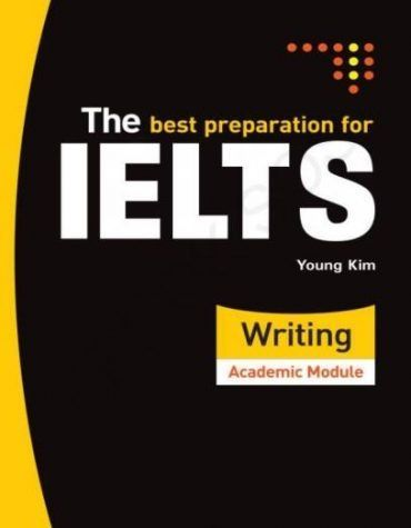 ielts book - the best preparation for IELTS