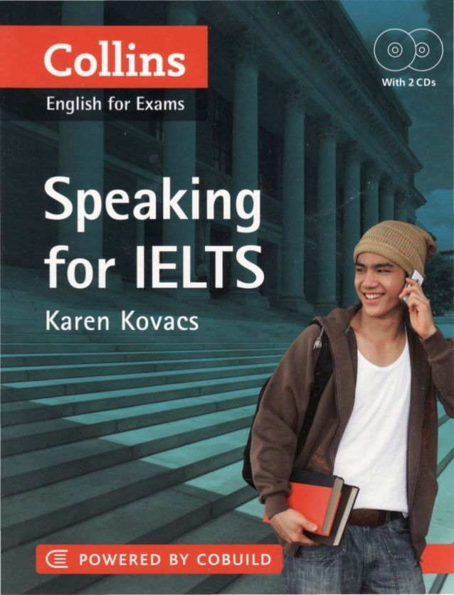 Speaking For Ielts Book & Cd